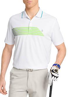 IZOD Short Sleeve Artisan Performance Polo Shirt