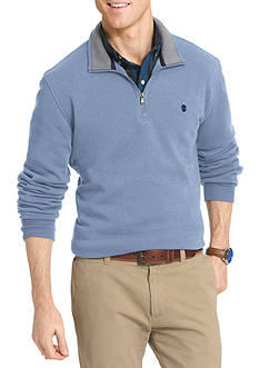 IZOD 1/4 Zip Advantage Fleece Sweatshirt
