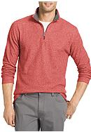 IZOD 1/4 Zip Fleece Sweatshirt