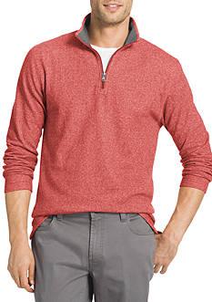 IZOD 1/4 Zip Fleece Sweatshirt