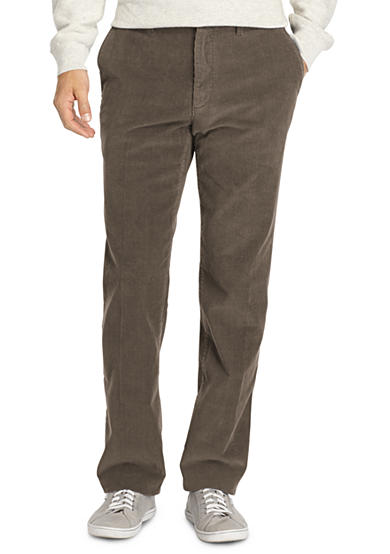 IZOD Corduroy Straight Fit Pants