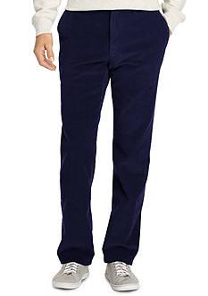 IZOD Corduroy Straight Fit Pants
