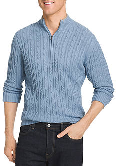IZOD 1/4 Zip Durham Sweater