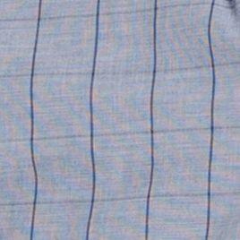 Purple Mens Long Sleeve Woven Shirts: Blue Depths IZOD Long Sleeve Essential Button Down Shirt