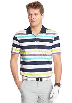 IZOD Golf Short Sleeve Auto Polo