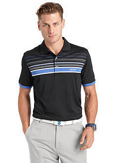 IZOD Golf Men's Stripe Polo Shirt