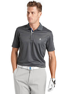 IZOD Golf Men's Meshed Polo Shirt