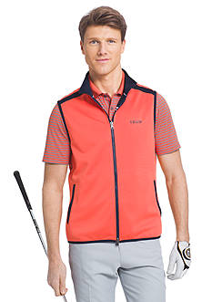 IZOD Golf On The Course Reversible Vest
