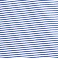 Men: Shirts Sale: Cobalt Blue IZOD Stripe Polo Golf Shirt