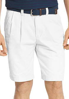 IZOD Saltwater Double Pleat Shorts