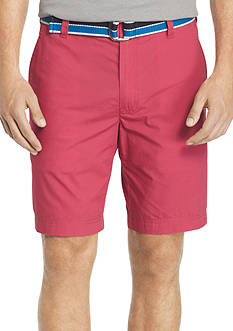 IZOD Seaport Poplin Shorts