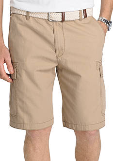 IZOD Seaside Ripstop Cargo Shorts