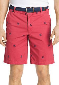 IZOD Schliffli Printed Shorts