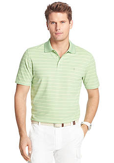 IZOD Oxford Stripe Polo