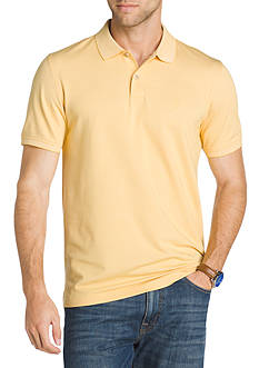 IZOD Solid Oxford Polo Short Sleeve Shirt