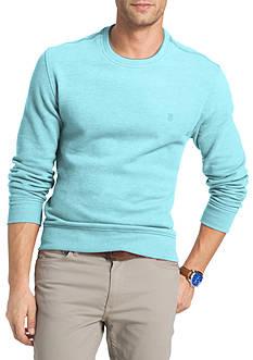 IZOD Saltwater Fleece Crew Neck Sweater