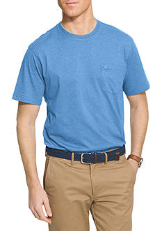 IZOD Short Sleeve Chatham Pocket Tee