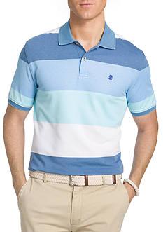 IZOD Striped Advantage Polo Shirt