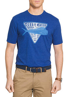 IZOD Short Sleeve Graphic Tee