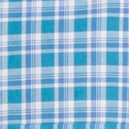 Trends: Plaid: Blue Jay IZOD Long Sleeve Poplin Button Down Shirt