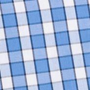 Trends: Plaid: Blue Revival IZOD Long Sleeve Hampton's 60s Poplin Button Down Shirt