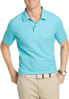 IZOD Big & Tall Advantage Stretch Polo Shirt