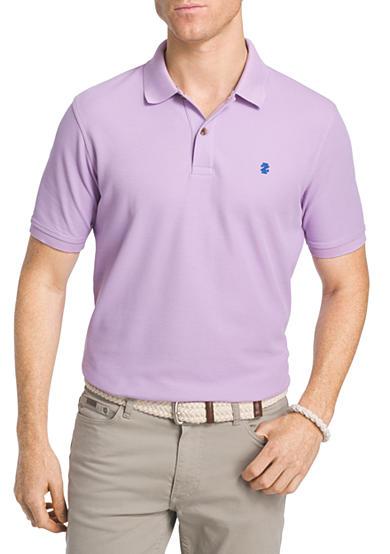 Izod big tall advantage stretch polo shirt belk for Izod big and tall shirts