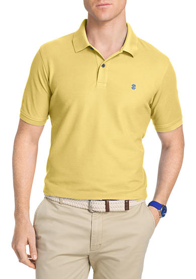 Izod Big Tall Advantage Stretch Polo Shirt Belk
