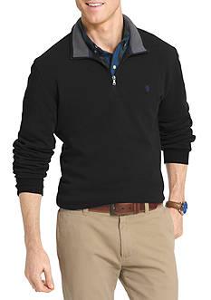 IZOD Big & Tall 1/4 Zip Advantage Fleece Sweatshirt