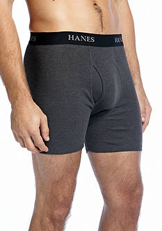 Hanes 4-Pack Platinum Tagless® Boxer Briefs