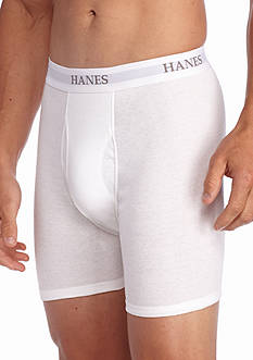 Hanes Platinum Boxer Briefs 4-Pack