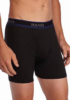Hanes Platinum Comfortblend Boxer Briefs 4-Pack