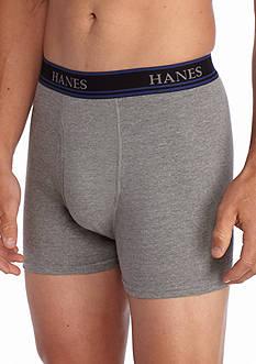 Hanes Platinum Comfortblend Boxer Briefs - 4 Pack