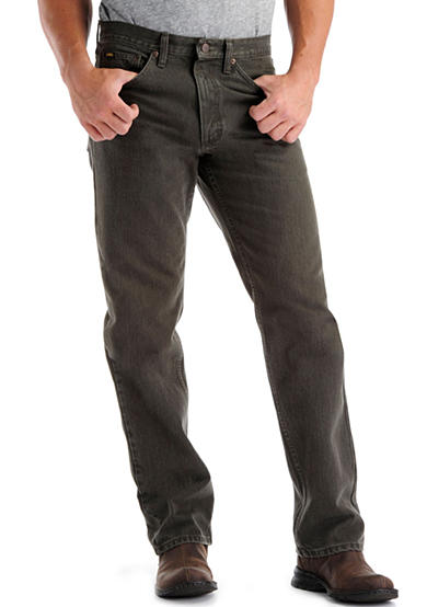 Lee® Regular-Fit Straight Leg Jeans