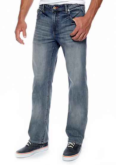 Lee® Modern Series Regular-Fit Stretch Straight Leg Jeans