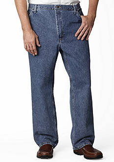 Lee Big & Tall Regular Fit Straight Leg 5 Pocket Jean