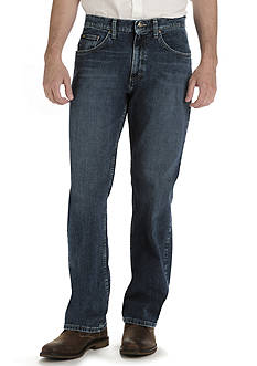 Lee® Big & Tall Loose Straight Leg Custom Fit Jeans