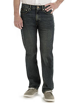 Lee® Big & Tall Relaxed Straight Leg Custom Fit Jeans