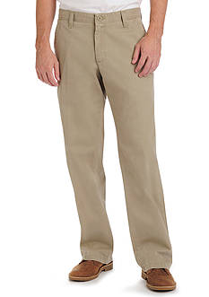 Lee® Big & Tall Weekend Straight Chino Pants