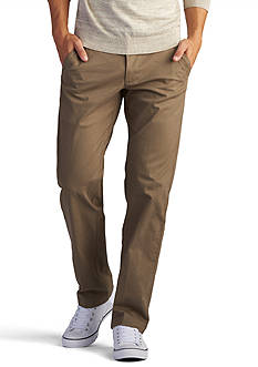 Lee Big and Tall Performance Series X-treme Comfort Khaki Pants