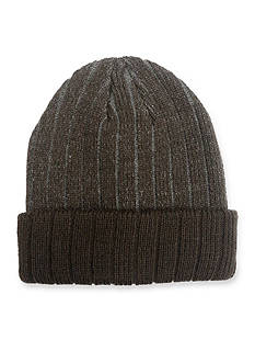 Totes Isotoner Marled Watch Cap