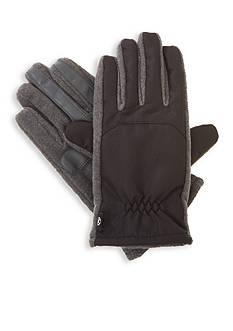 Totes Isotoner Matrix Nylon smarTouch® Gloves