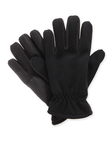 Totes Isotoner Waterproof Mesh Tech Gloves