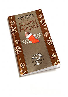 Red-Letter Press, Inc. Stocking Stumpers Football 2013 Edition