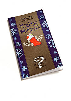 Red-Letter Press, Inc. Stocking Stumpers Sports 2013 Edition