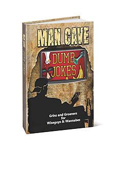 Red-Letter Press, Inc. Man Cave Dumb Joke Book