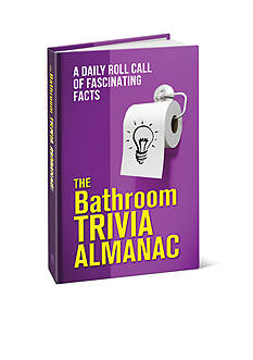 Red-Letter Press, Inc. Bathroom Trivia Almanac