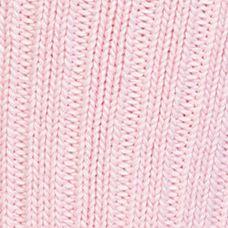 Pink Mens Socks: Soft Pink Polo Ralph Lauren Classic Cotton Crew Socks - Single Pair