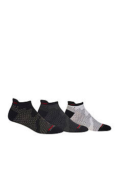 Polo Ralph Lauren Snow Camo Lipped Ankle Socks - 3 Pack