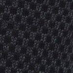 Black Designer Socks for Men: Black Polo Ralph Lauren Nailhead Slack Socks - Single Pair